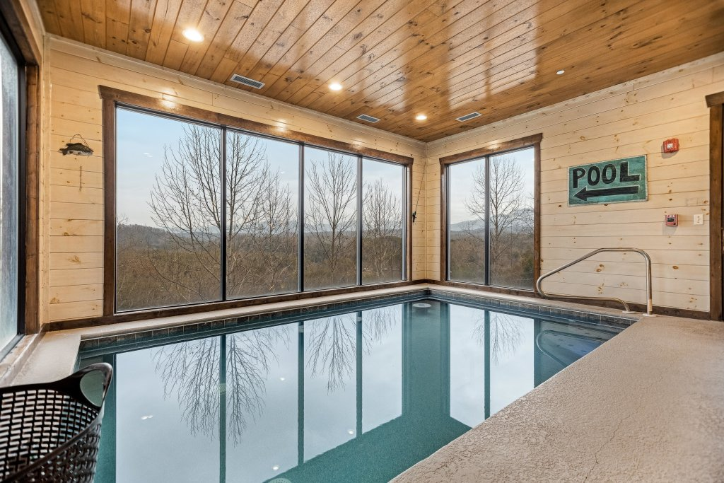 Photo of a Pigeon Forge Cabin named Aqua Dreamin' Retreat - This is the fifty-fifth photo in the set.