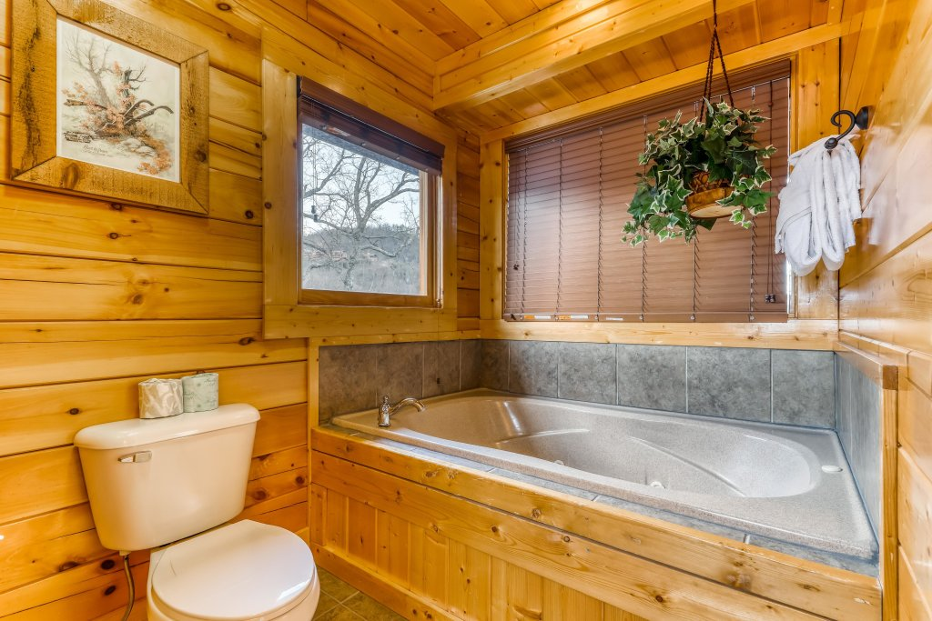 Photo of a Sevierville Cabin named Nature's Paradise - This is the thirtieth photo in the set.
