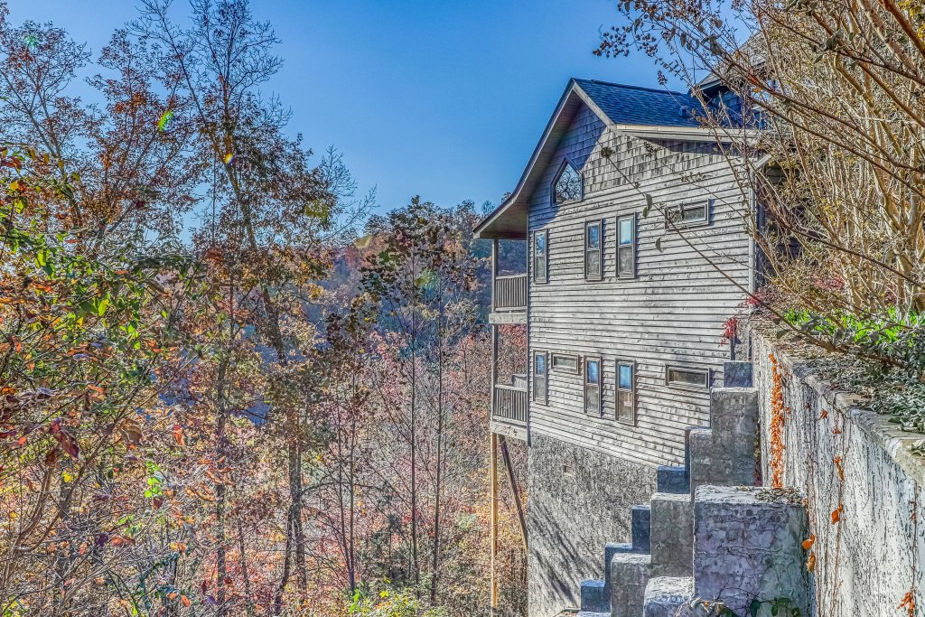 Photo of a Sevierville Cabin named The North Face - This is the forty-eighth photo in the set.
