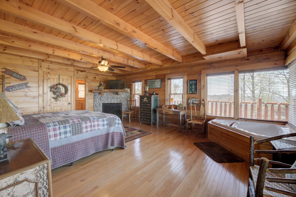 Photo of a Sevierville Cabin named Highland Lodge #61 - This is the eleventh photo in the set.