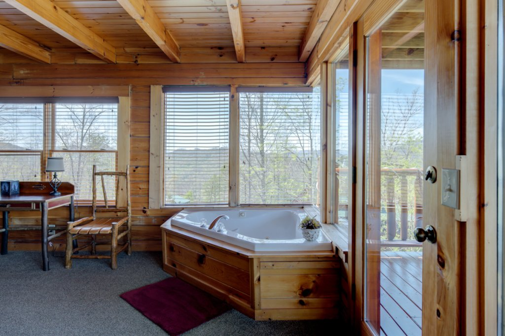 Photo of a Sevierville Cabin named Highland Lodge #61 - This is the twentieth photo in the set.