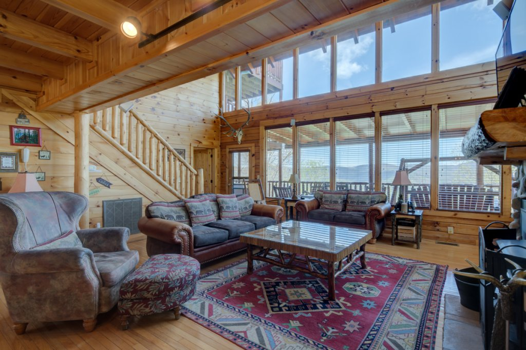 Photo of a Sevierville Cabin named Highland Lodge #61 - This is the fifth photo in the set.