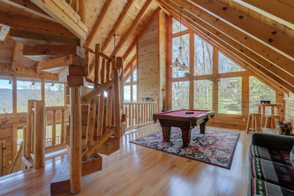 Photo of a Sevierville Cabin named Highland Lodge #61 - This is the twenty-fifth photo in the set.