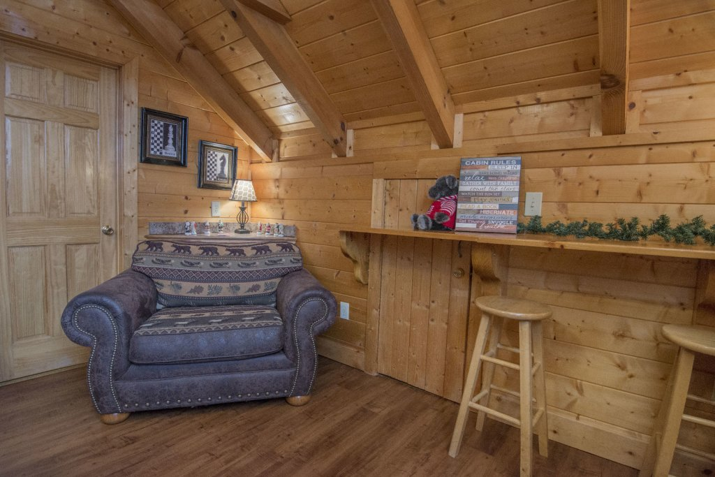 Photo of a Sevierville Cabin named  Simply The Best - This is the twenty-second photo in the set.