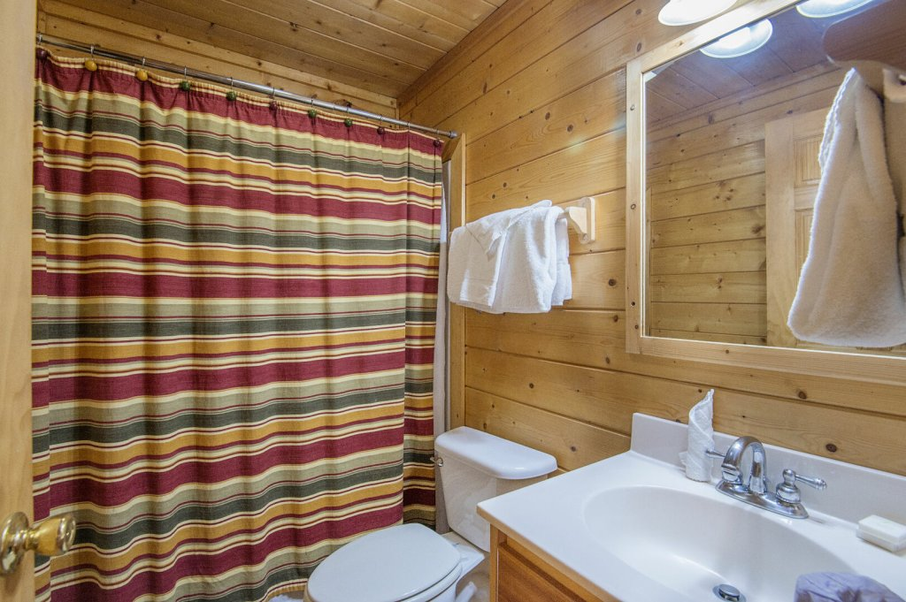 Photo of a Sevierville Cabin named  Mountain Majesty - This is the fifteenth photo in the set.