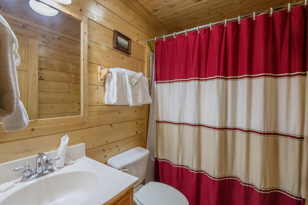 Photo of a Sevierville Cabin named  Mountain Majesty - This is the sixteenth photo in the set.