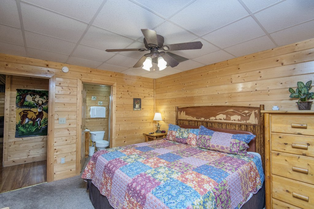 Photo of a Sevierville Cabin named  Mountain Majesty - This is the twenty-eighth photo in the set.