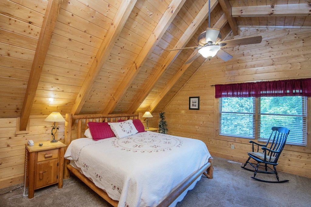 Photo of a Sevierville Cabin named  Mountain Majesty - This is the thirty-ninth photo in the set.