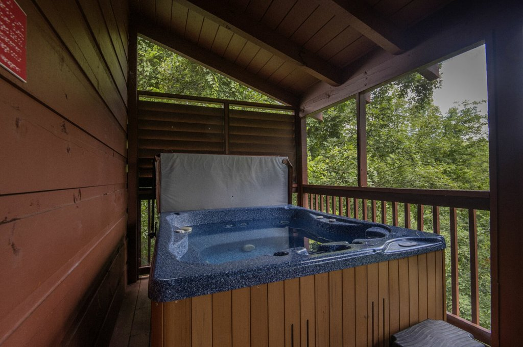 Photo of a Sevierville Cabin named  Mountain Majesty - This is the thirty-fourth photo in the set.