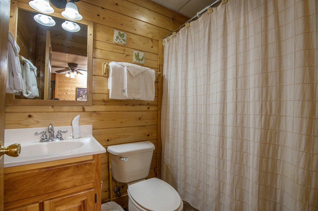 Photo of a Sevierville Cabin named  Mountain Majesty - This is the thirty-first photo in the set.