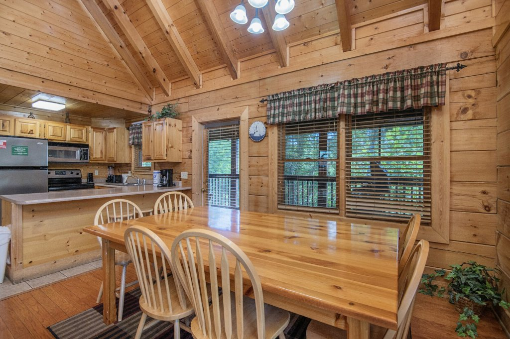 Photo of a Sevierville Cabin named  Mountain Majesty - This is the tenth photo in the set.