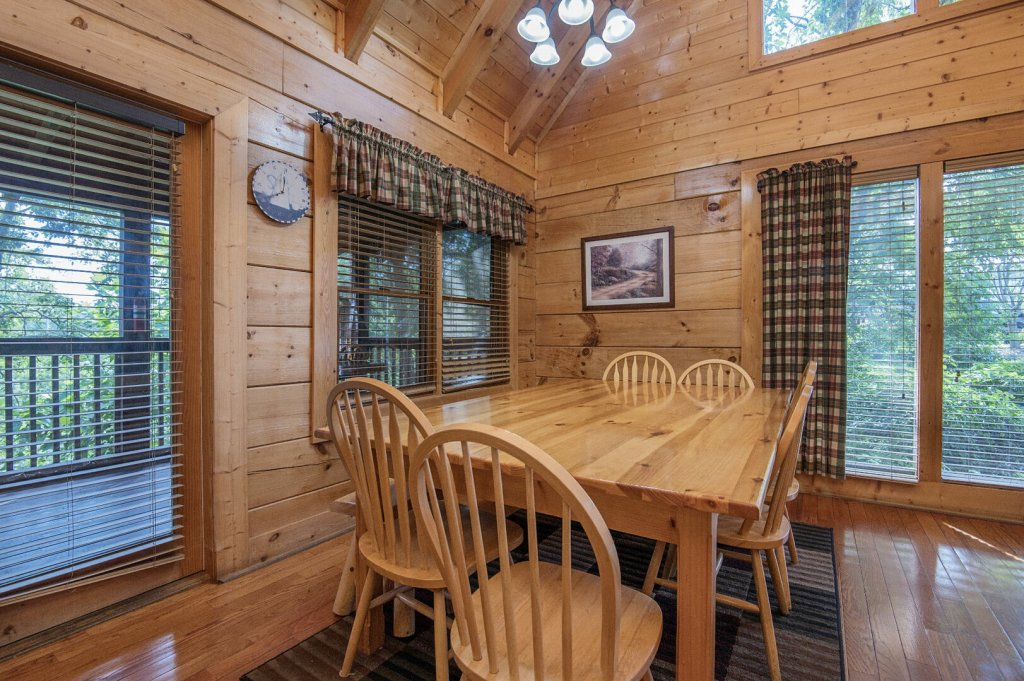 Photo of a Sevierville Cabin named  Mountain Majesty - This is the ninth photo in the set.
