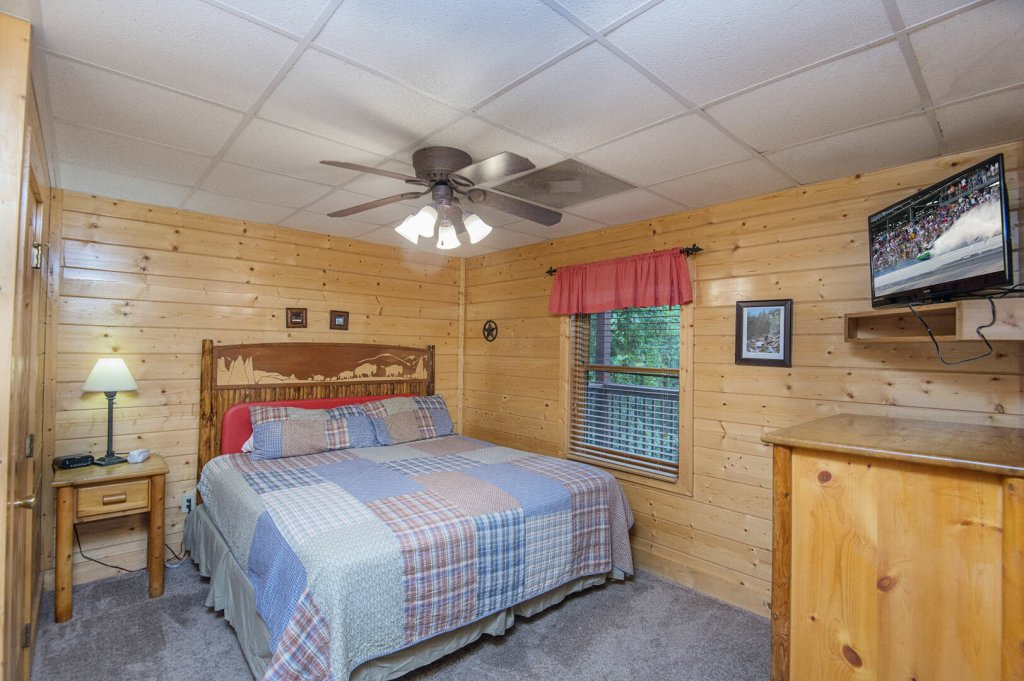 Photo of a Sevierville Cabin named  Mountain Majesty - This is the forty-fifth photo in the set.