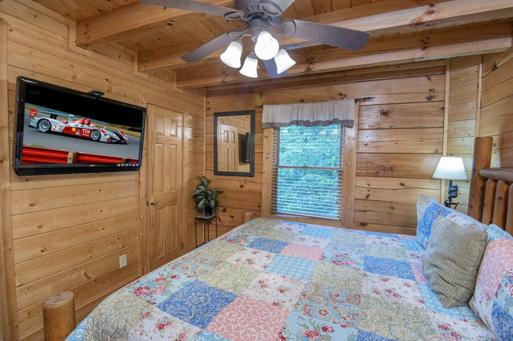 Photo of a Sevierville Cabin named  Mountain Majesty - This is the forty-second photo in the set.