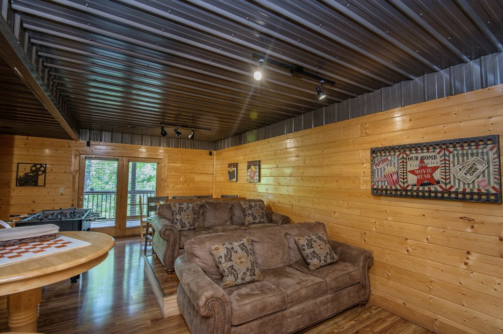 Photo of a Sevierville Cabin named  Mountain Majesty - This is the nineteenth photo in the set.