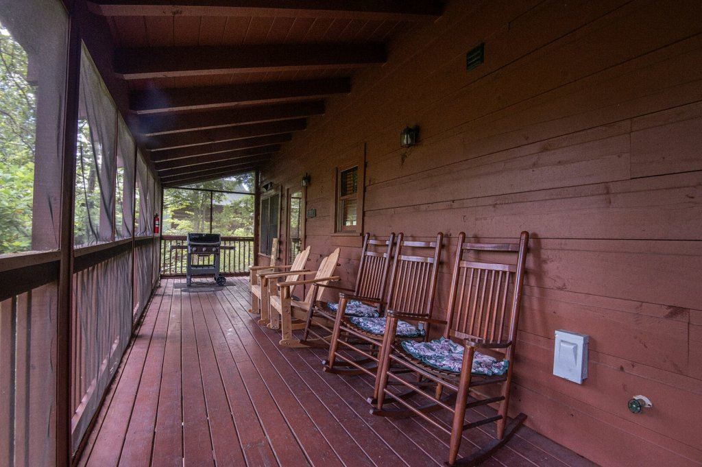 Photo of a Sevierville Cabin named  Mountain Majesty - This is the thirty-fifth photo in the set.