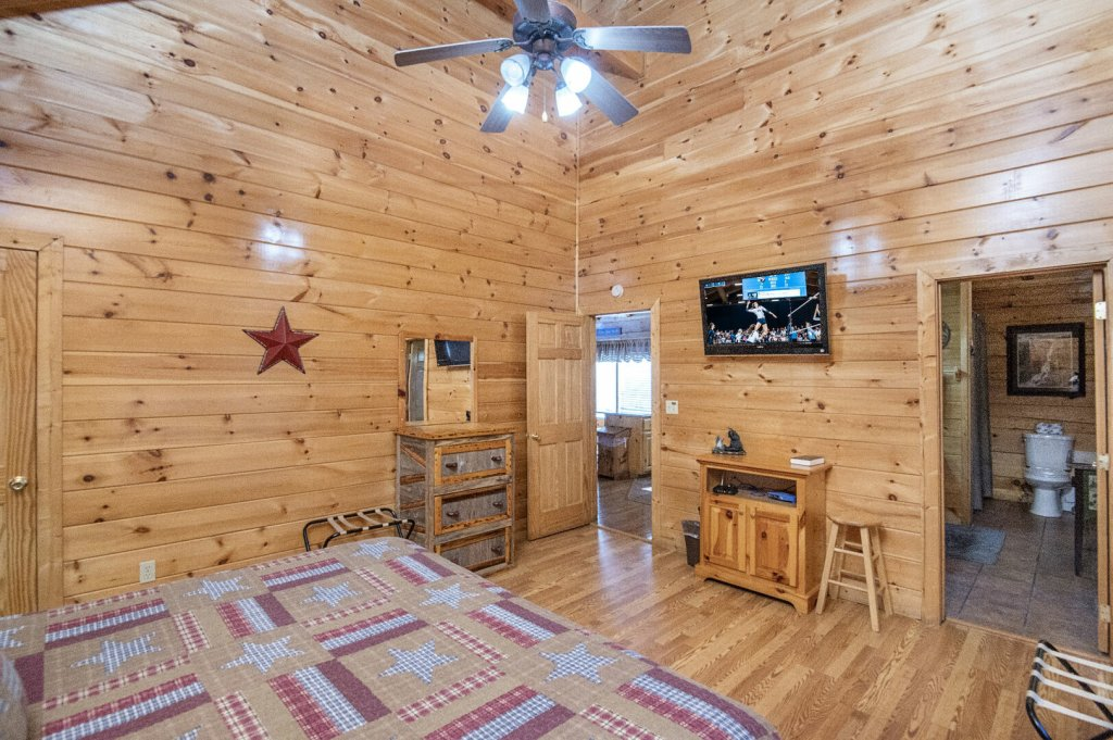 Photo of a Sevierville Cabin named  A Dream Come True - This is the forty-first photo in the set.
