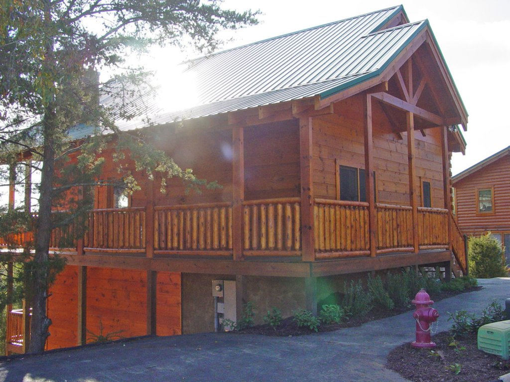 Photo of a Sevierville Cabin named  Sweet Escape - This is the thirtieth photo in the set.