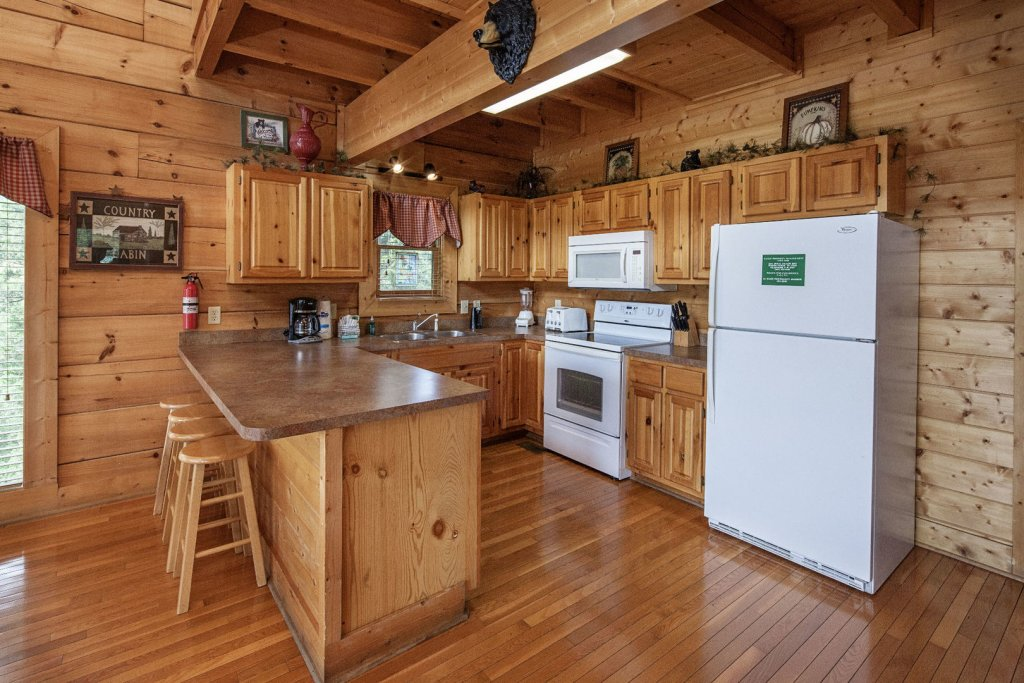 Photo of a Sevierville Cabin named  Sweet Escape - This is the seventh photo in the set.