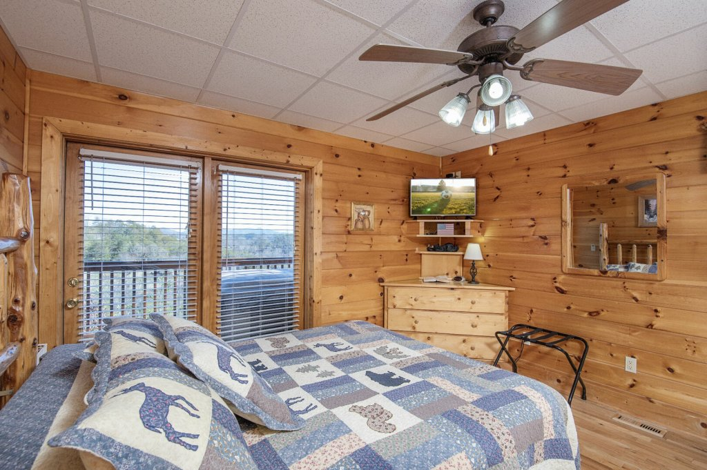 Photo of a Sevierville Cabin named  A Dream Come True - This is the forty-sixth photo in the set.