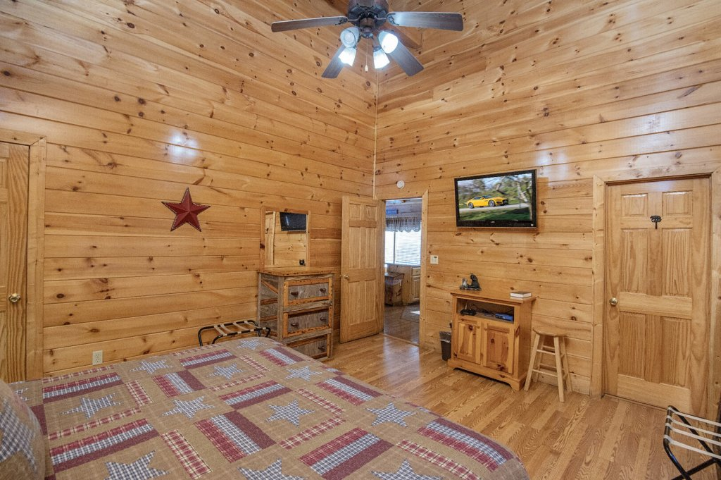 Photo of a Sevierville Cabin named  A Dream Come True - This is the forty-second photo in the set.