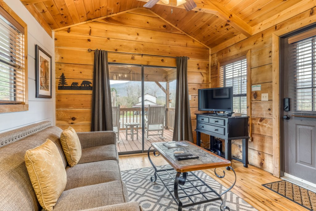 Photo of a Sevierville Cabin named Homes Away From Home - This is the first photo in the set.