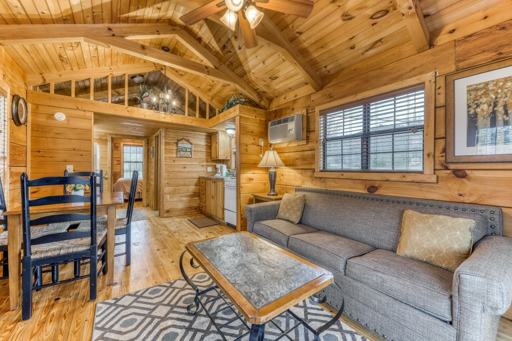Photo of a Sevierville Cabin named Homes Away From Home - This is the sixteenth photo in the set.