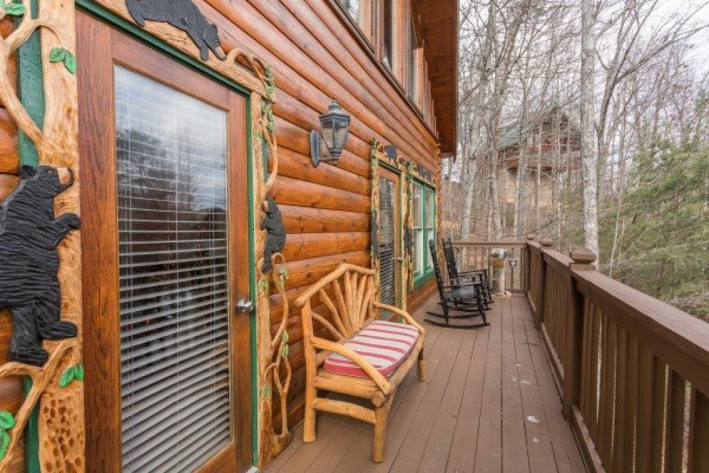 Photo of a Pigeon Forge Cabin named 5 Star Celebration - This is the twelfth photo in the set.