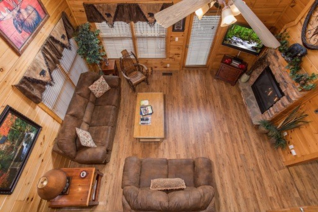 Photo of a Pigeon Forge Cabin named 5 Star Celebration - This is the thirteenth photo in the set.