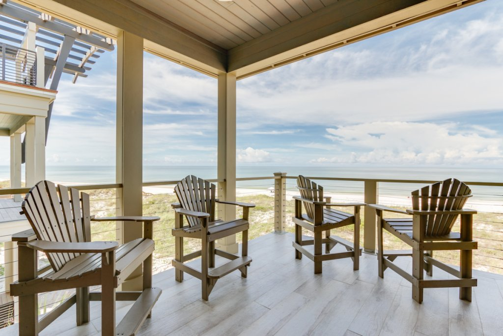 Photo of a Cape San Blas House named Awave From It All - This is the sixtieth photo in the set.