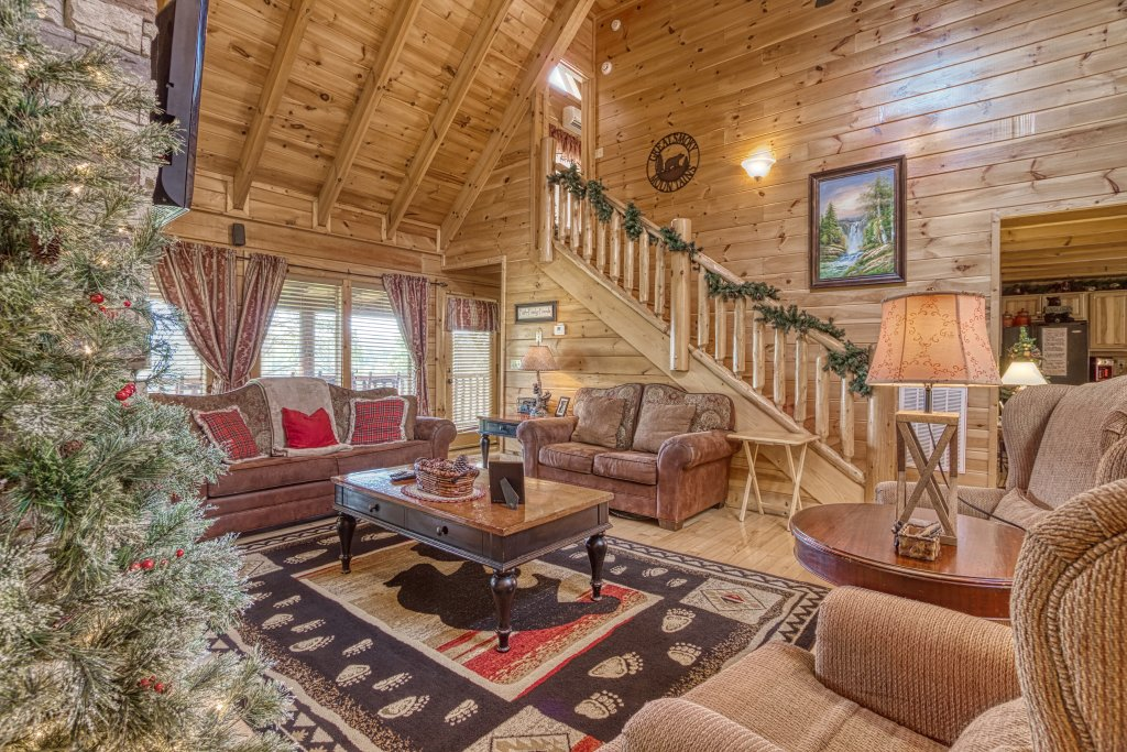 Photo of a Sevierville Cabin named Absolutely Wonderful #304 - This is the ninth photo in the set.