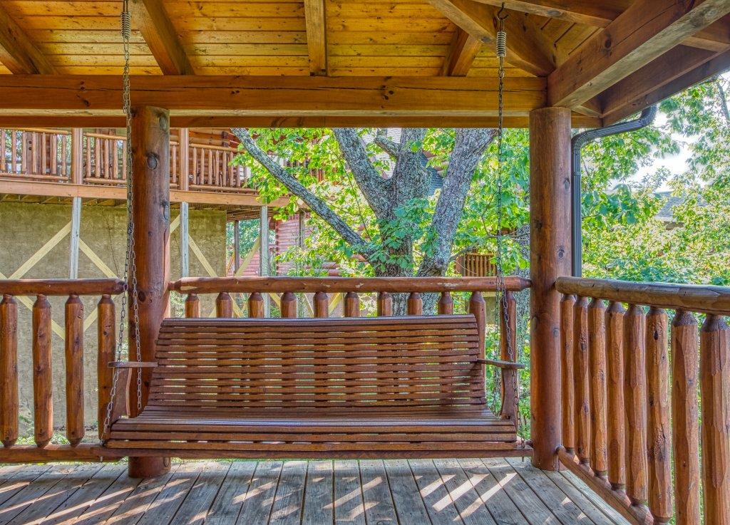 Photo of a Sevierville Cabin named Absolutely Wonderful #304 - This is the sixteenth photo in the set.