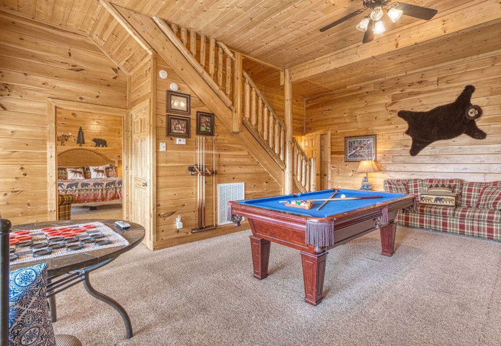 Photo of a Sevierville Cabin named Absolutely Wonderful #304 - This is the forty-third photo in the set.