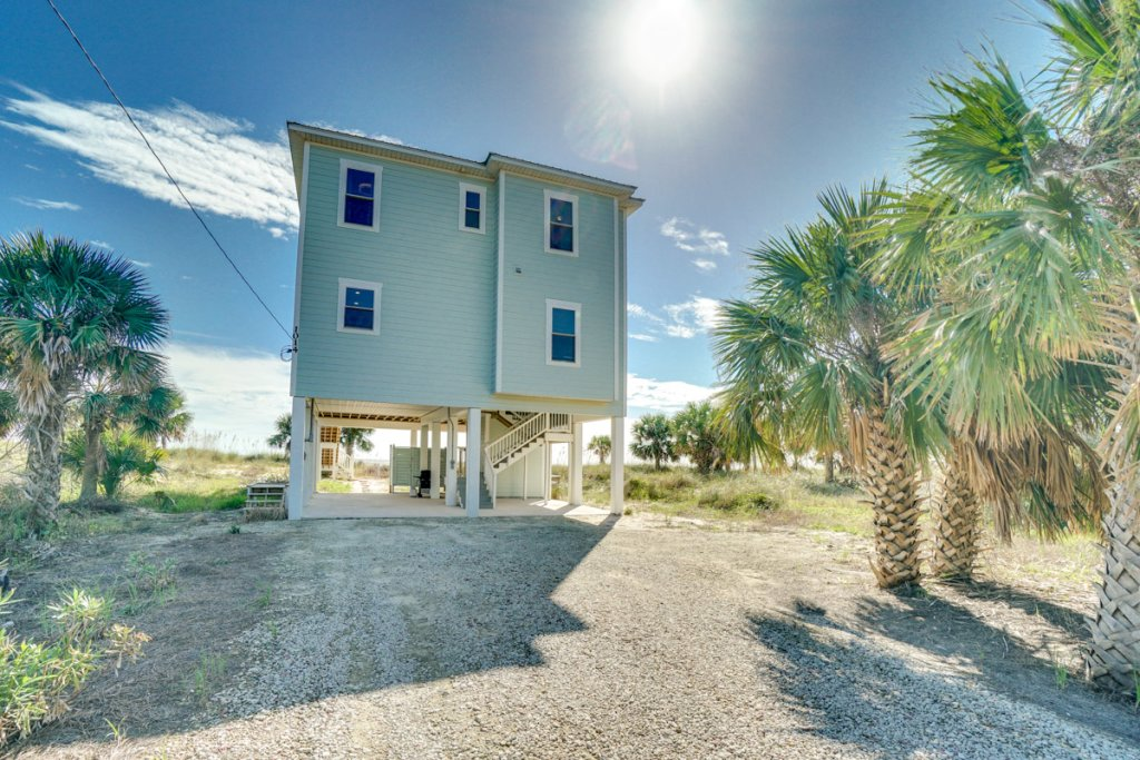 Photo of a Cape San Blas House named Vista Blue - This is the thirty-fourth photo in the set.