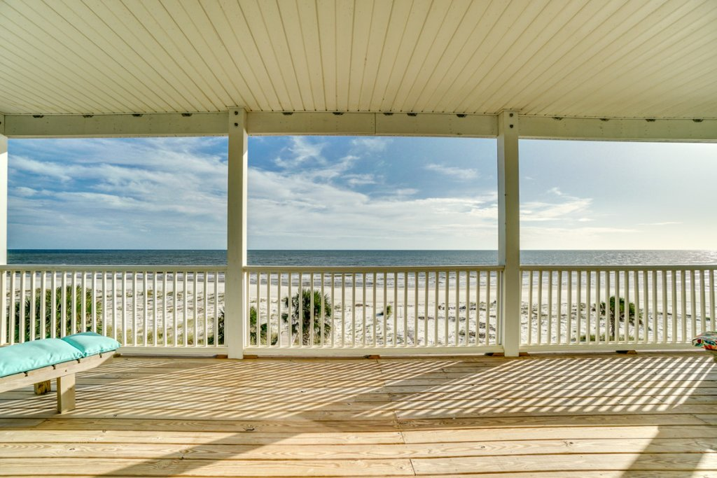 Photo of a Cape San Blas House named Vista Blue - This is the twenty-seventh photo in the set.