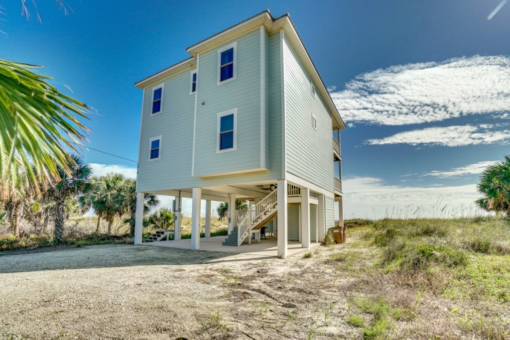 Photo of a Cape San Blas House named Vista Blue - This is the thirty-fifth photo in the set.