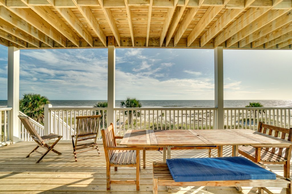 Photo of a Cape San Blas House named Vista Blue - This is the thirtieth photo in the set.