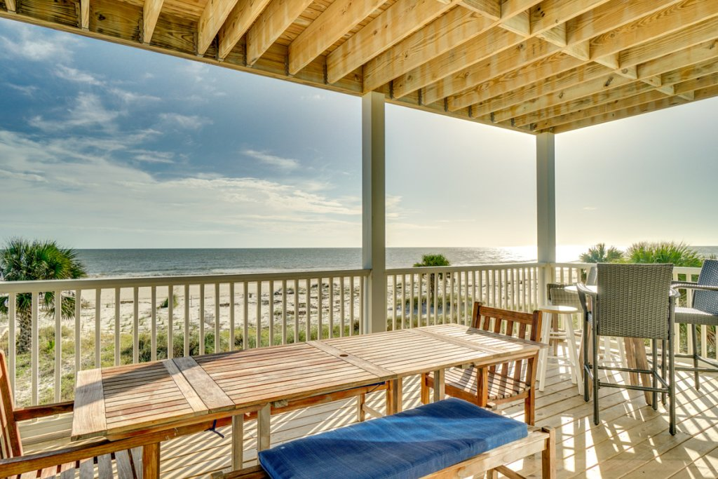 Photo of a Cape San Blas House named Vista Blue - This is the thirty-first photo in the set.