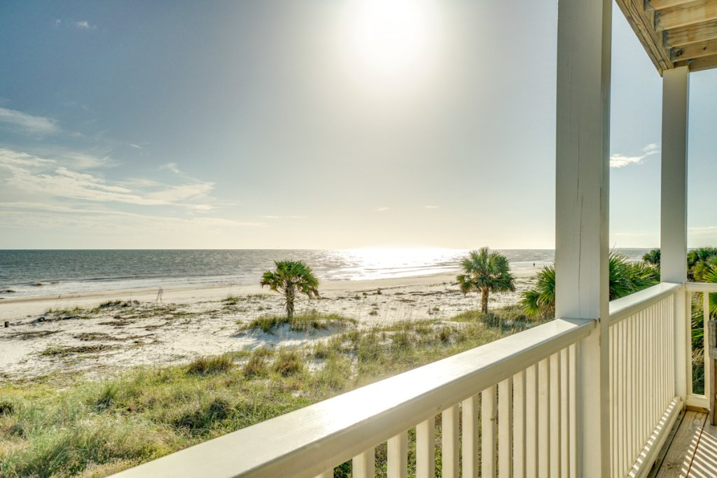 Photo of a Cape San Blas House named Vista Blue - This is the thirty-second photo in the set.