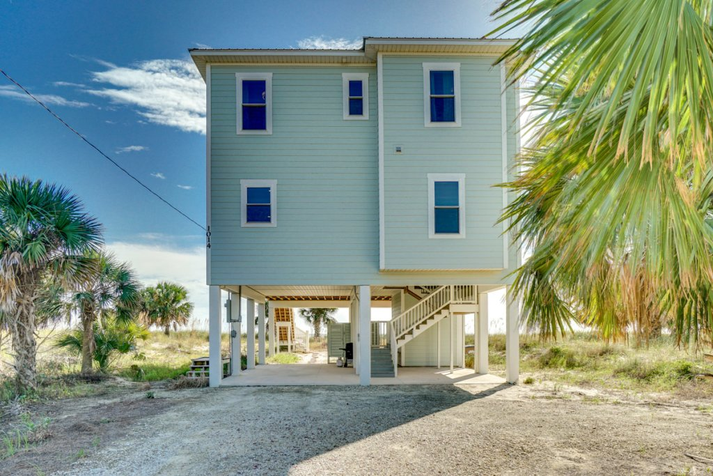 Photo of a Cape San Blas House named Vista Blue - This is the thirty-sixth photo in the set.