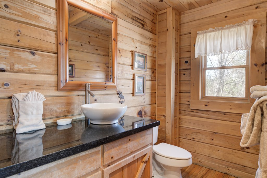 Photo of a Sevierville Cabin named Angel's View #30 - This is the twelfth photo in the set.