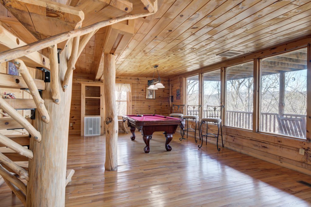 Photo of a Sevierville Cabin named Angel's View #30 - This is the fourteenth photo in the set.