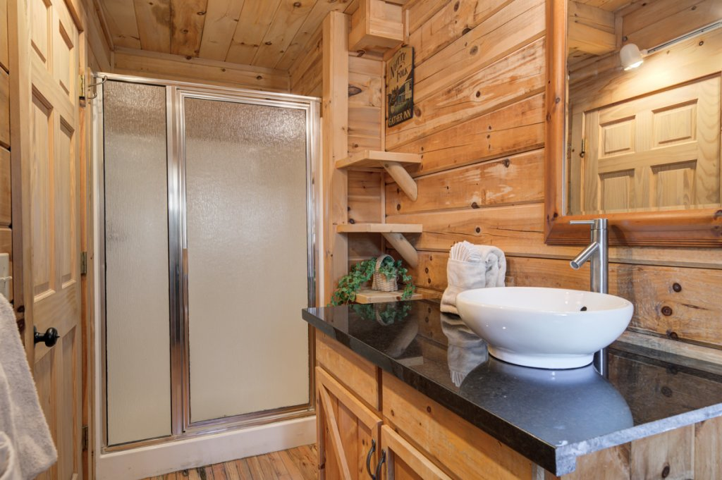 Photo of a Sevierville Cabin named Angel's View #30 - This is the eleventh photo in the set.