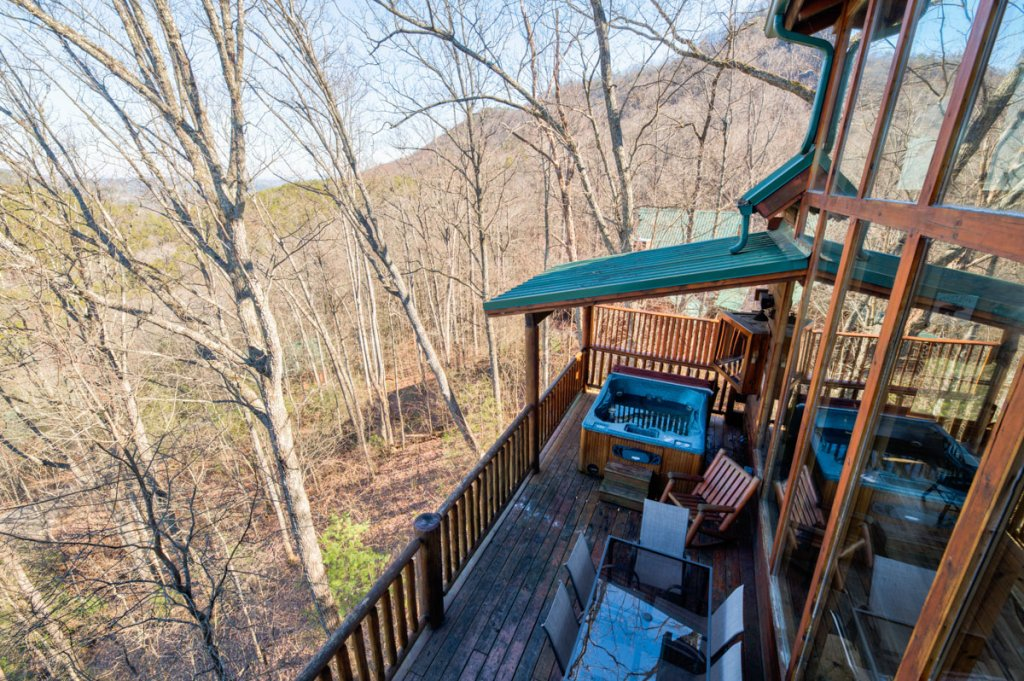 Photo of a Sevierville Cabin named Angel's View #30 - This is the twenty-sixth photo in the set.