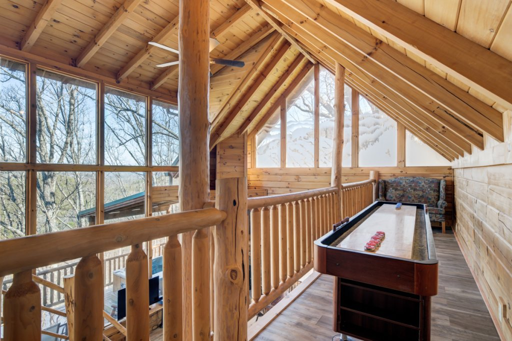 Photo of a Sevierville Cabin named Angel's View #30 - This is the nineteenth photo in the set.