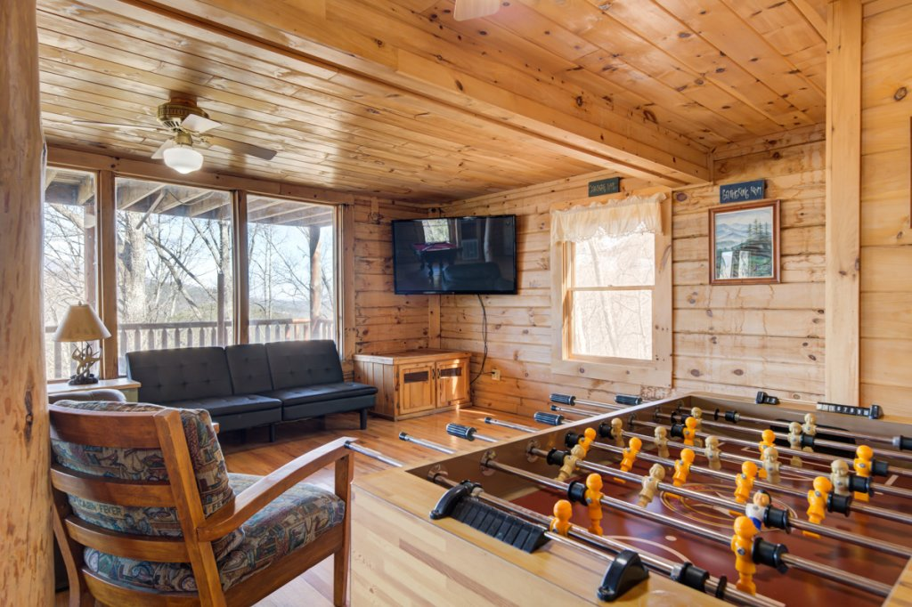Photo of a Sevierville Cabin named Angel's View #30 - This is the seventeenth photo in the set.