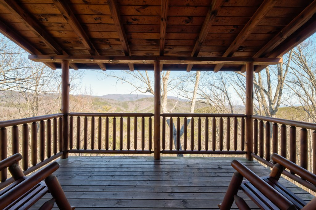 Photo of a Sevierville Cabin named Angel's View #30 - This is the twentieth photo in the set.