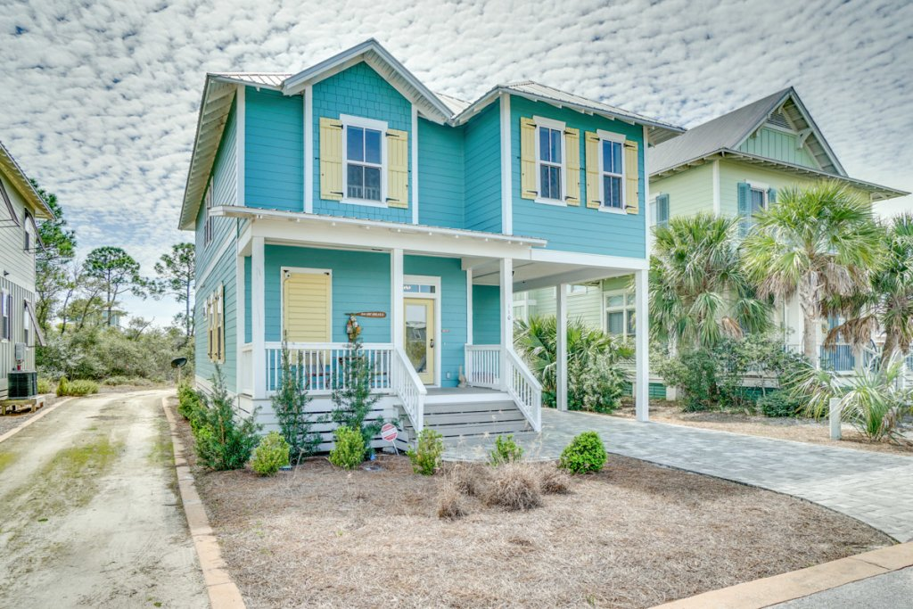 Photo of a Cape San Blas House named Turtle Time - This is the thirty-seventh photo in the set.