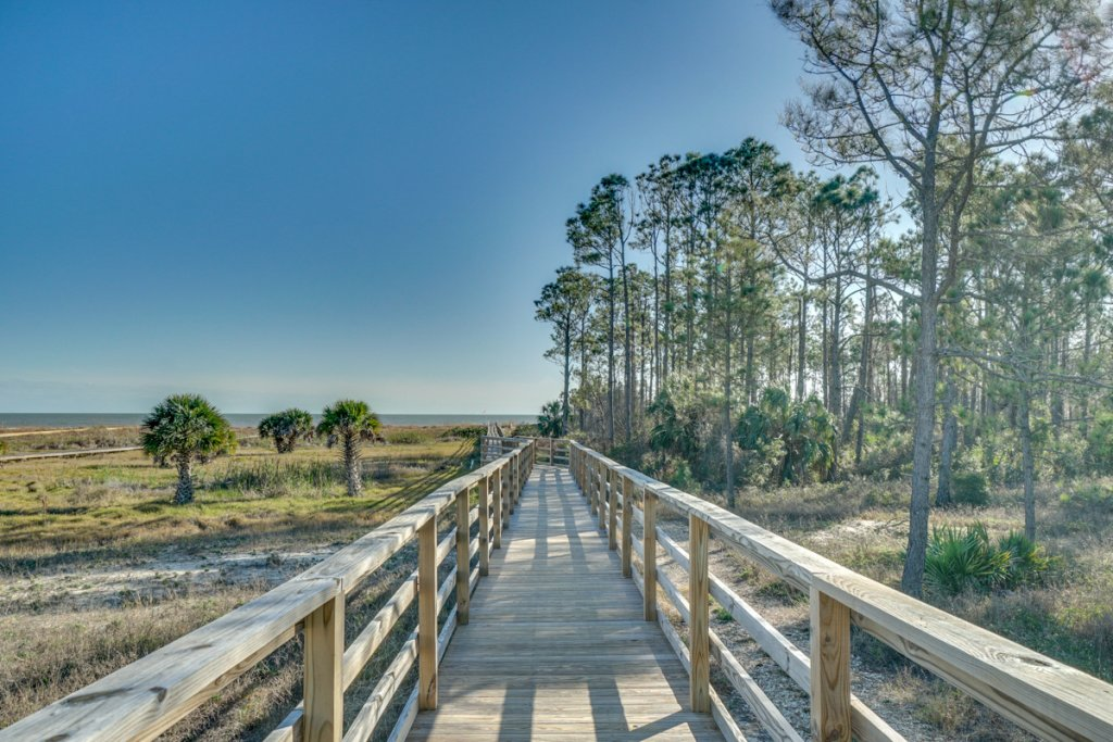 Photo of a Cape San Blas House named Turtle Time - This is the fiftieth photo in the set.