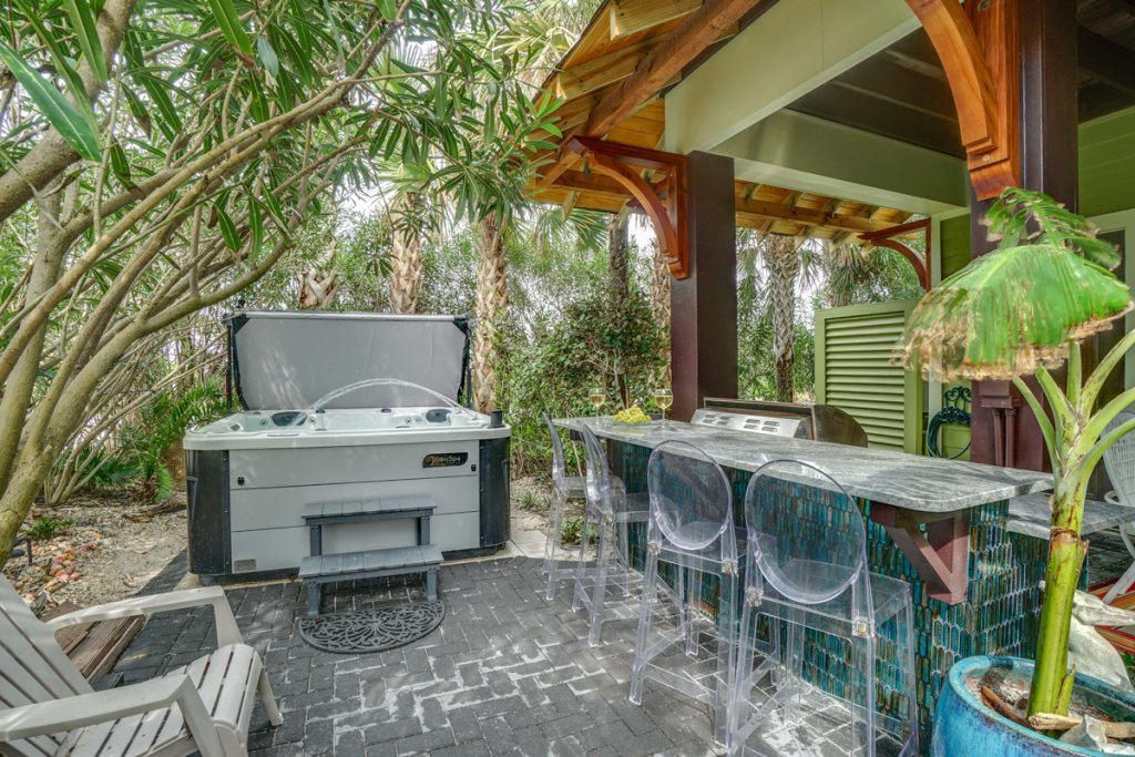 Photo of a Cape San Blas House named Private Oasis - This is the thirtieth photo in the set.